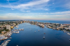 Destin Harbor Drone 2016-3