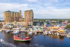 Destin Harbor Drone 2016-8
